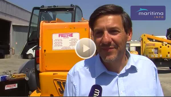 Eric Frèche - Président DLR Région Sud-Est